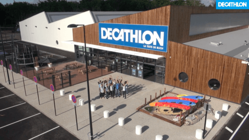 photo DECATHLON : Nouvelle Surface de Vente à La Test de Buch