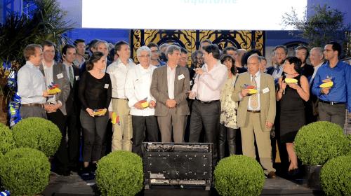 photo Fête des Lauréats 2013 du Réseau Entreprendre Aquitaine