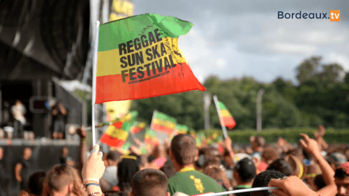 photo Vidéo Reggae Sunska 2014 à Bordeaux - Wifilm Productions