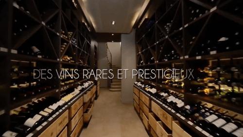Image de la Vidéo de la Vinothèque de Bordeaux
